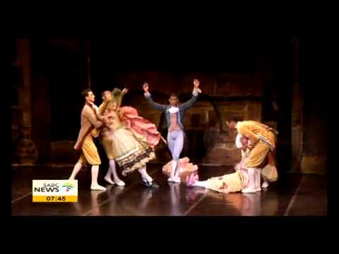 Magical production of the ballet, Cinderella in CT