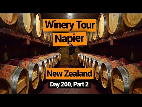 Church Road Winery Tour in Hawke's Bay – New Zealand's Biggest Gap Year – BackpackerGuide.NZ