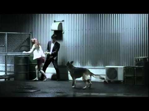 這對情侶在調情時碰到了危機,接著女生就卸妝拿掉假髮,看到真面目後狗狗都嚇到逃命!