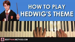 Video HOW TO PLAY - Harry Potter - Hedwig's Theme (Piano Tutorial Lesson) MP3, 3GP, MP4, WEBM, AVI, FLV Juni 2018