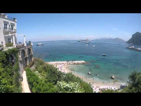 Discovering Naples and Capri
