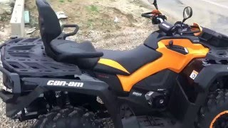 3. Can-Am Outlander Max 850 XT-P || Review