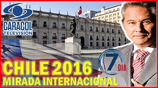 CHILE Según TV COLOMBIANA:
