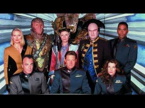 Babylon 5 - Watch All Episodes for FREE