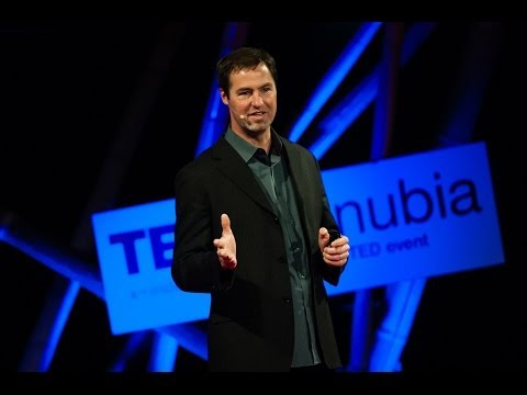 Rethink How You Think About Your Body: Scott Summit at TEDxDanubia 2014