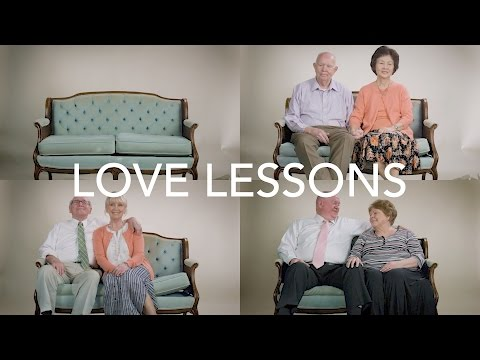 LOVE LESSONS - 125+ Years Of Marriage Advice In 3 Minutes