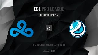 Cloud 9 vs Luminosity - ESL Pro League Season 9 NA - map2 - de_inferno [MintGod]