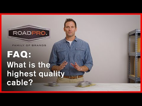 CB Radio FAQ #2 - What is the highest quality of cable?