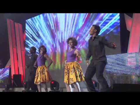 Arewa ft Praiz - Anything For You (Live Performance)   MTN Project Fame Super Collabo