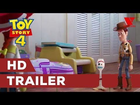 Podívejte se na nový trailer k filmu Toy Story 4: Příběh hraček