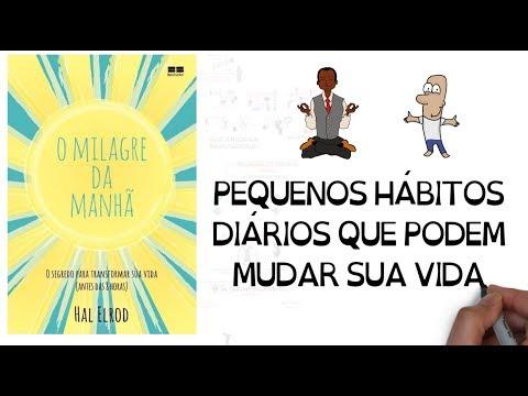 Livro O MILAGRE DA MANHÃ | SejaUmaPessoaMelhor