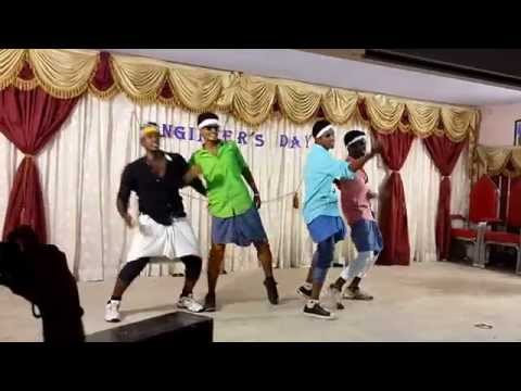Video engineers day funniest comedy dance performance download in MP3, 3GP, MP4, WEBM, AVI, FLV January 2017