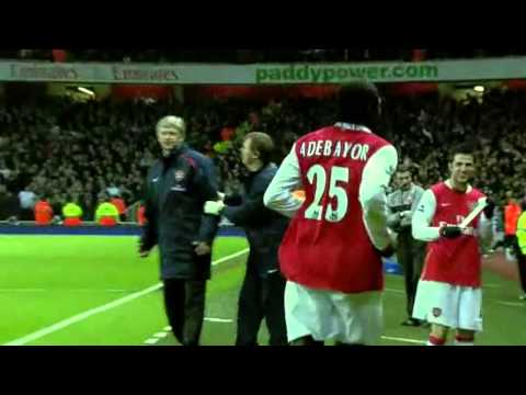 Arsenal vs Tottenham (League Cup Semi Final 2006/07)