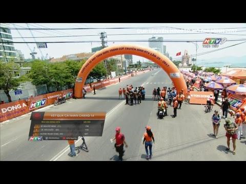 Đua xe đạp 2017 - Chặng 15: Vòng quanh Nha Trang