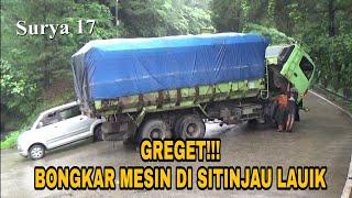 Video Mesin meleduk saat lewat Tanjakan Sitinjau Lauik MP3, 3GP, MP4, WEBM, AVI, FLV Juli 2019