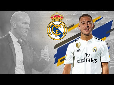 What Zidane Said About Hazard In 2010 Proves Real Madrid Will Be Unstoppable - Oh My Goal