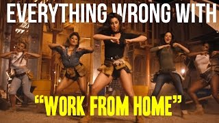 "Video Everything Wrong With 5th Harmony - ""Work From Home"" MP3, 3GP, MP4, WEBM, AVI, FLV Juni 2019"