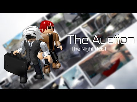 Entry Point: The Night Heist - The Auction (Legend Stealth Solo)