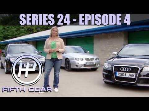 Fifth Gear: Series 24 Episode 4 - Full Episode