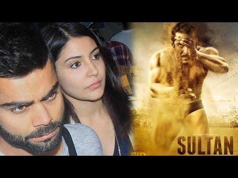 Anushka Sharma Watches Sultan With Boyfriend Virat