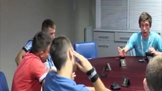 MafiaCl Kharkiv Кубок Слобожанщины 2014 Тур 7 Зал 1