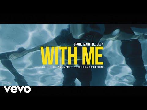 Bruno Martini, Zeeba - With Me (видео)