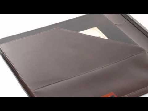 Royce Leather - Aristo Padfolio