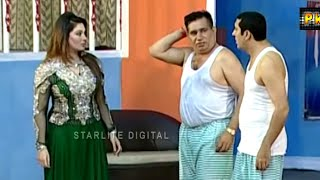 New Best of Zafri and  Khushboo Stage Drama Full Comedy Clip | Pk Mast