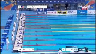 ケイトレデッキー 1500m世界新記録レース