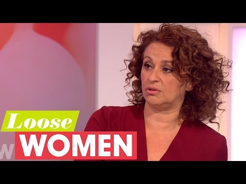 Nadia Sawalha Explains Why She Home Educates Her Children | Loose Women (видео)