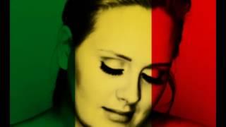 Adele - Set Fire To The Rain (reggae version) original