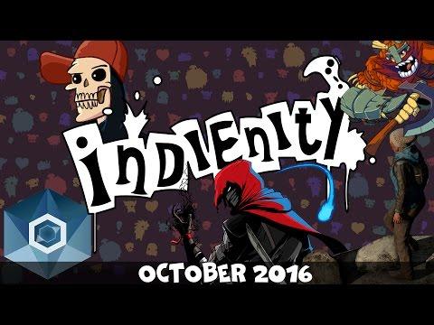 Indienity #22: Top 10 - Лучшие Инди игры октября / Best Indie Games of October (2016)