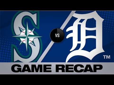 Video: Seager, Murphy go back-to-back twice in win | Mariners-Tigers Game Highlights 8/13/19