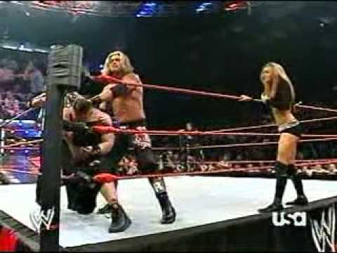 John Cena and Kelly Kelly