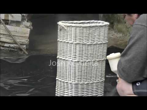 comment nettoyer un panier en osier ? la réponse est sur admicile.fr