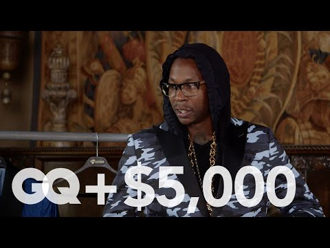 Going to Church in a Bulletproof Suit with 2 Chainz – GQ's Most Expensivest Shit