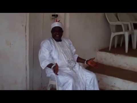 "Holy Temple of Obatala ""Obatala Orisa Nla"" Festival 2014, Ile Ife"