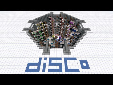 Minecraft 8 Track Music Sequencer