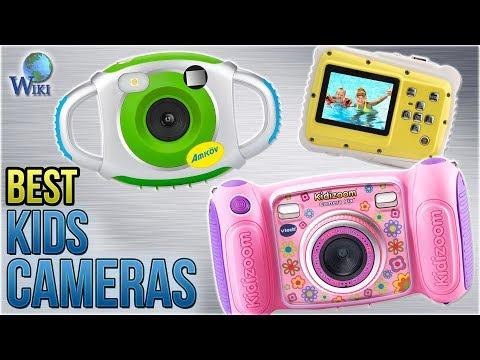 8 Best Kids Cameras 2018