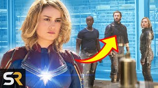 Video This Is How Captain Marvel's Post Credits Scene Ties In With Infinity War And Endgame MP3, 3GP, MP4, WEBM, AVI, FLV Mei 2019