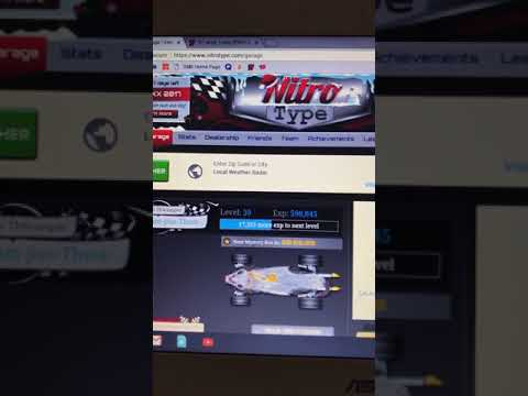 NITRO TYPE WAMPUS CAR HACK