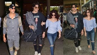 Akshay Kumar's Haandsome Son Aarav Bhatia Seen In New Look With Mom Twinkle Khanna AT Airport