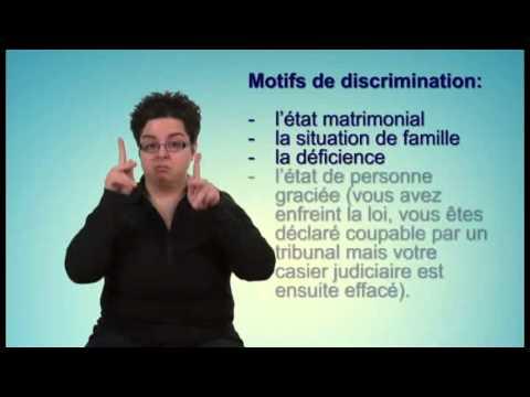 Que veut-on dire par discrimination? – Commission canadienne des droits de la personne