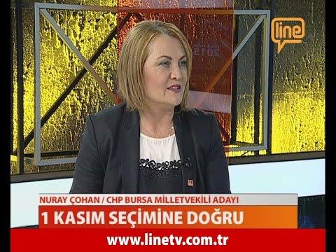 ERKEN SEÇİM   -24.10.2015-  NURAY ÇOHAN (CHP)