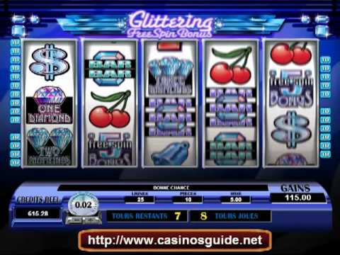 Machine a sous Retro Diamond - Jackpot et Test de ce slot par Casinosguide.net