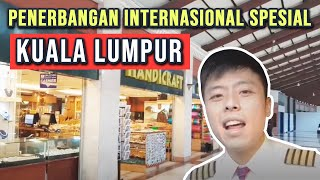 Video Penerbangan Ke Kuala Lumpur International Flight - Captain Vincent Raditya Batik Air Pilot MP3, 3GP, MP4, WEBM, AVI, FLV April 2019