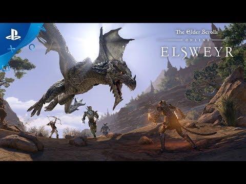 The Elder Scrolls Online: Elsweyr - Zone Trailer | PS4 - Thời lượng: 2 phút, 19 giây.