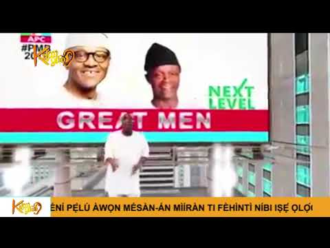 KWAM 1 RELEASES NEXT LEVEL FOR BUHARI / OSINBAJO 2ND TERM