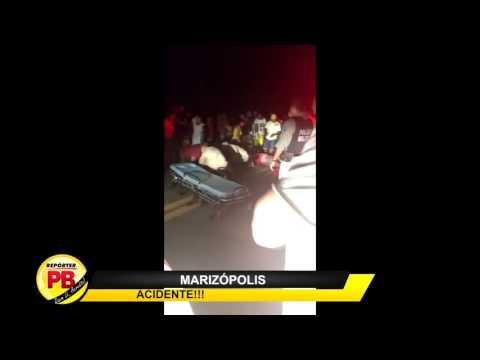 Acidente em Marizópolis