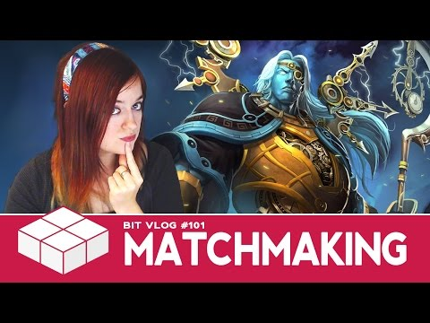 Bit vLog #101 - MOBAs: The Effect of Player Base on Matchmaking.